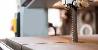 sierras de cinta para madera